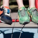 Khóa dây giày nam châm siêu tiện lợi