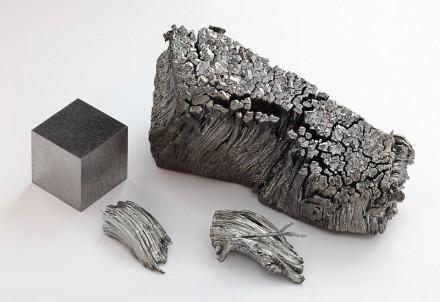 Nguyên liệu sản xuất Nam châm đất hiếm